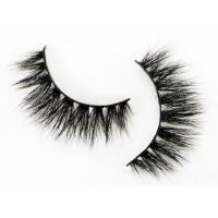 Super Soft Clear Band False Eyelashes High Durability 0.1 - 0.12mm Thickness Manufactures