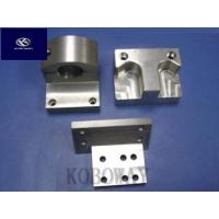 Metal Machining Services Custom Made Aluminum Parts With Polished Finishing Manufactures