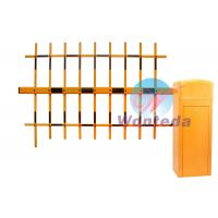 High Quality 3 Fence Arm Anti-rust Parking Lot Barrier Gate