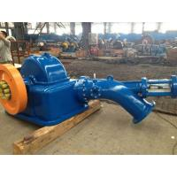 83kW Hydraulic Power Plant 62m Head 06Cr13Ni4Mo Professional Horizontal Manufactures