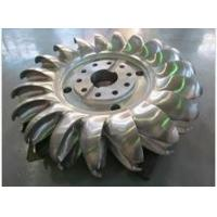 Hydropower Francis Micro Pelton Turbine runner Forged Forging Steel turbine Wheels Manufactures