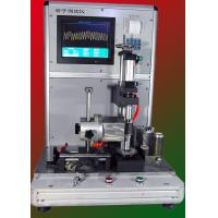 Induction rotor testing equipment rotor testing panel Aluminum diecasting rotor tester Manufactures