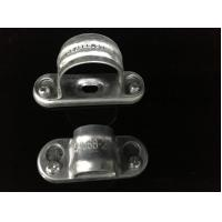 Silver 20mm 25mm BS4568 Conduit Fittings Galvanized Space Bar Saddle Manufactures