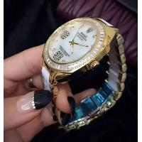 Buy Cheap Rolex Watch For Men Classic Model Swiss ET2325 Movement Round Diamond Crystal Manufactures