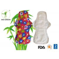 Reusable Bamboo Waterproof Changing Pad With 3 Layer Microfiber Inner Material Manufactures