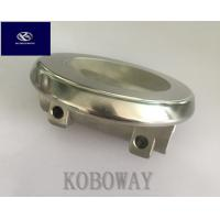 Different Material Mechanical Engineering Parts / Cnc Auto Parts Lightweight Manufactures