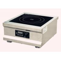 Easy Installation Commercial Induction Cooker 220v With Timer Function Manufactures
