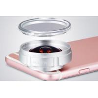 Easy Install Mobile Phone Camera Lenses Optical Glass / Aluminium Alloy Material