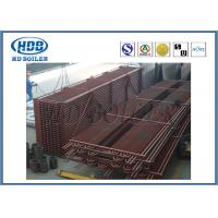 Carbon Steel Heat Exchanger Boiler Fin Tube H Finned Tube Economizer For Industrial Boiler Manufactures