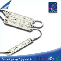 5050 3 LED Modules White waterproof IP65 DC12V Manufactures