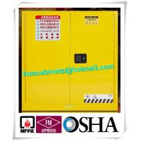 Industrial Safety Storage Chemical Storage Cabinets for Flammable Liquid Manufactures