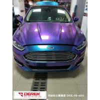 China Glitter Chameleon Glossy Car Body Vinyl Wrapping Car on sale