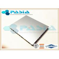 Ultra Long Aluminum Honeycomb Sheet , Lightweight Aluminum Panels For Buildings Manufactures