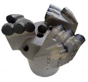 China 46Mm PCD Sintered Pdc Matrix Drill Bit / Flat Face Drill Bit Boring Hole on sale