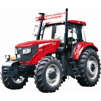 LD1804 1000r/min  180hp Double Rear Wheel Farm Tractor Manufactures