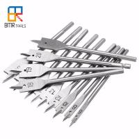 China Professional Hex Shank Flat Spade Drill Bit For Wood Cutting & Drilling on sale