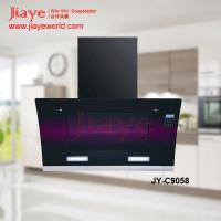 Cheap 90cm kitchen chimney gas range hood with remoted control JY-C9058 for sale