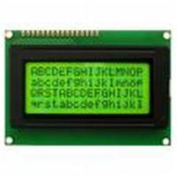 Buy cheap Character lcd module 16x4 from wholesalers
