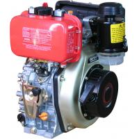 Low Speed 10Hp Air Cooled Diesel Engine For Agriculture Machines KA186FS
