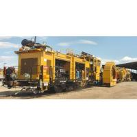 China new BS-1200 Shoulder Ballast Cleaning railway locomotive on sale