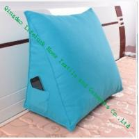 China Decorative PP Cotton Throw Pillows , Lumbar Support Cushions for Pregnancy on sale