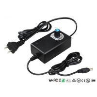 Regulated Multi Voltage Switching Power AC Adapter 2500mA 30W 3V - 12V Manufactures