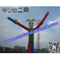 Attractive Air Dancer Inflatable Advertising Rental  6M  with Parks Manufactures