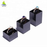 Professional Jewelry Exhibition Stand Single Ring Jewelry Display ROHS Certification Manufactures