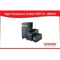 50 / 60Hz High Frequency online with 10 - 20KVA for Computer Center