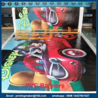 China Seamless Large PVC Banners Printing Company with Large Format Inkjet Printing on sale