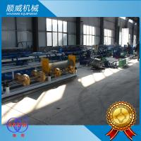 220V / 380V Voltage Chain Link Fence Equipment PLC Control High Efficiency Manufactures