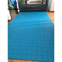 Cheap Baseball Pitch Artificial Grass Shock Pad Underlay Flame Retardant Outdoor for sale