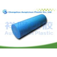 Blue EPE Foam Roller Yoga Deep Tissue Massage Foam Roller Stick For Stretching Manufactures