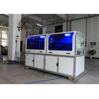 Full Automatic PET PVC Card Punching Machine / Puncher Plastic Card Die Cutter Manufactures