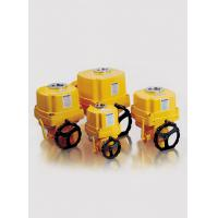 Corrosion Resistance Explosion Proof Electric Actuator , Electric Ball Valve Actuator Manufactures