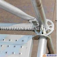 Heavy Duty Wedge Lock Scaffolding SystemHot Dip Galvanized Hot Dip Galvanized Manufactures