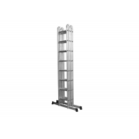 Buy cheap Portable 150kg 9.2m 4X8 Multi Function Ladder Platform from wholesalers