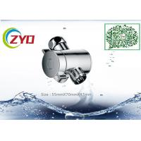 1/2 Malex1/2Malex1/2Female Bathroom Three Way T-adapter Chrome Finish Water Diverter For Shower hand,Shower Tube ,Hose Manufactures