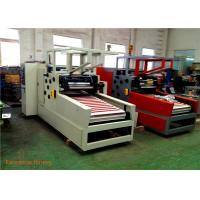 Full automatic Household Aluminum Foil Rewinding Machine with 25N.M Unloading magnetic power brake Manufactures