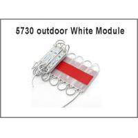5730 3 chips module light outdoor usage LED modules led channel letters advertising signs Manufactures