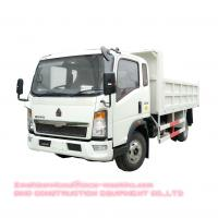 3 Ton Light Duty Commercial Trucks Small Tipper Truck For Construction Industry Manufactures