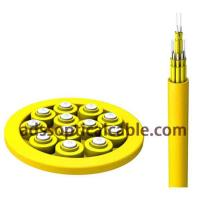 Wrapped Fiber Optic Cable Accessories / Jacket Combined Distribution Fiber Cable Manufactures