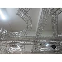 Reusable Folding Aluminium Lighting Truss For Events Roof Smart Modular Design