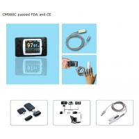 "finger oximeter.Mini,Can measure SPO2 and PR display,1.8"" 65K color,TFT display screen ,Oximeter-CMS60C Manufactures"
