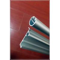 Customized 6000 Series Aluminium Window Construction Curtain Tubing Anodizing Surface Manufactures