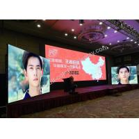 Cheap P3 / P6 High Resolution Led Display Hire , Led Video Screen Rental 576x576x80 for sale
