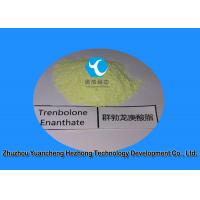 China Raw Steroid Parabolan Trenbolone Powder Enanthate CAS 10161-33-8 on sale
