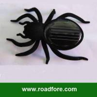 solar powered educational toy,solar spider Manufactures