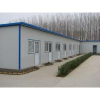 China Durable Steel Structure Prefabricated House Flexible 15mm Plywood Board on sale