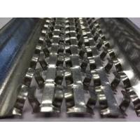 0.23 / 0.3mm Thickness High Ribbed Formwork 0.45m Width Hot Dipped Galvanized Material